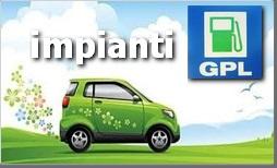 Impianti GPL auto